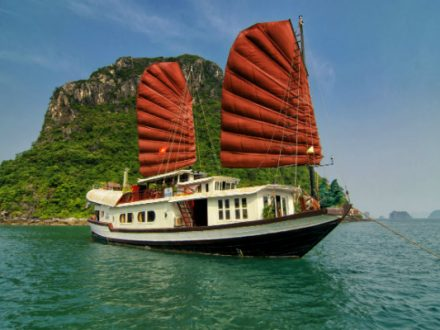 Halong Bay One Day Luxury