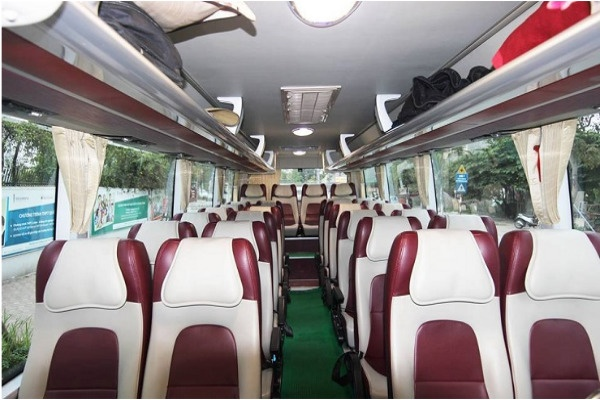 Seating Bus to Cat Ba