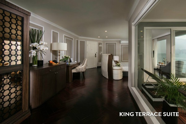 King Terrace Suite 1