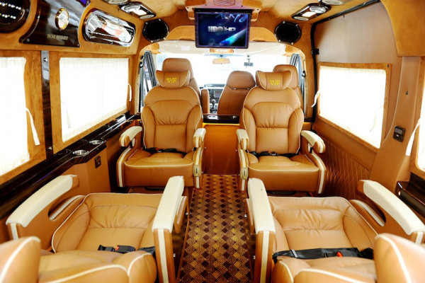 Luxury Limousine Transfer