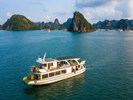 Halong Bay Luxury Day Cruise