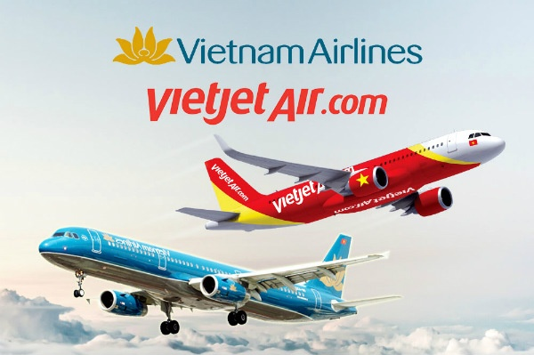 Flight Hanoi to Hue